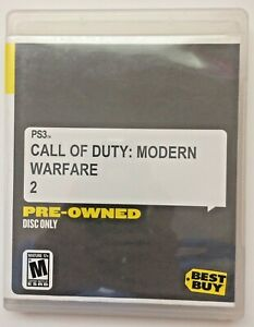 PlayStation-3-PS3-Call-of-Duty-Modern-Warfare-2-Video-Game-Disc-Only