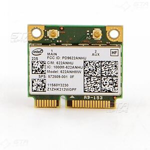 INTEL 622ANHMW DOWNLOAD DRIVERS