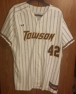 Towson-University-Tigers-Baseball-Jersey-Under-Armour-Mens-NCAA-42