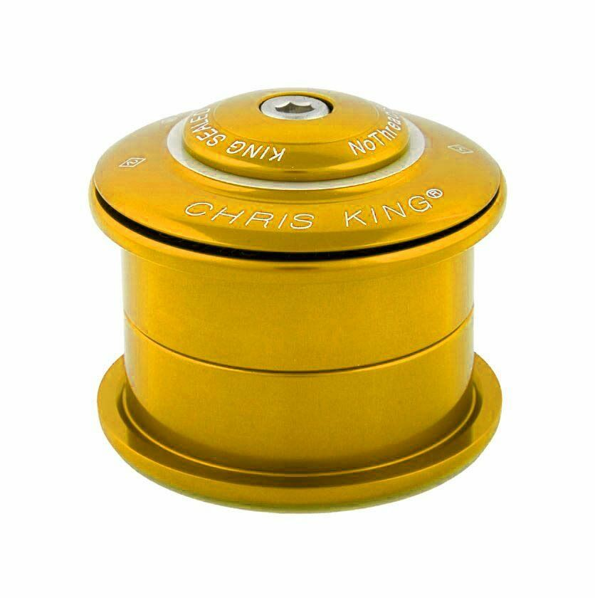 Neues Chris King InSet 4 Headset, 1-1 8 49mm Gold