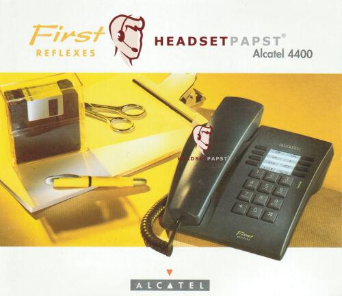 Alcatel 4004 first reflejo sistema teléfono núm. art.. 3ak27101ab refurbished, como nuevo