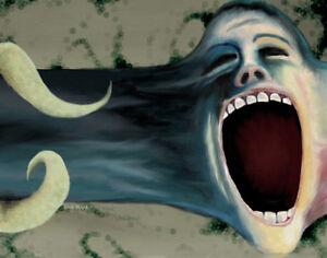 "Pink Floyd Wall Art Print 14 x 11"""