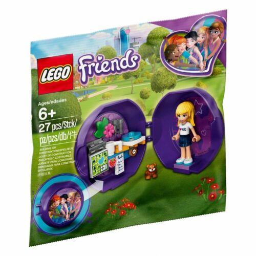 NEU Clubhaus Pod NEW Lego Friends Polybag 5005236 Stephanie´s Club House