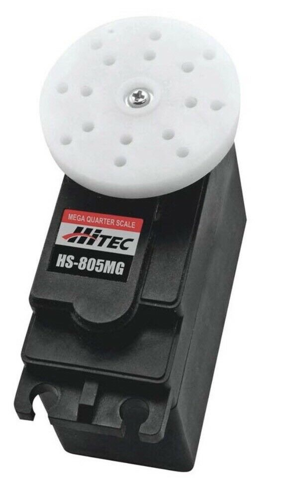 Hitec HS-805MG Steering Servo For 1 5th LARGESCALE Rc.