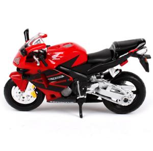 Maisto 1 18 Model Motorcycle Honda Cbr 600rr Motorbike Kids Toy Gift With Base Ebay