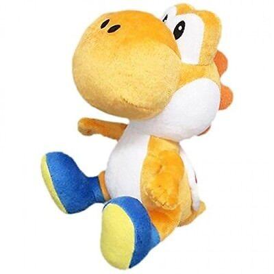 "Orange Little Buddy Super Mario Bros Yoshi 6/"" Plush"