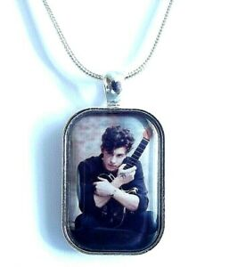 SHAWN MENDES   SILVER PLATED 22  INCH NECKLACE POP SINGER GIFT BOXED BIRTHDAY