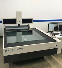 Micro Vu 1601um Video Measuring Machine Vision Cmm With Inspec Software