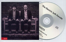 THE ELECTRIC SOFT PARADE Idiots UK 10-trk promo test CD