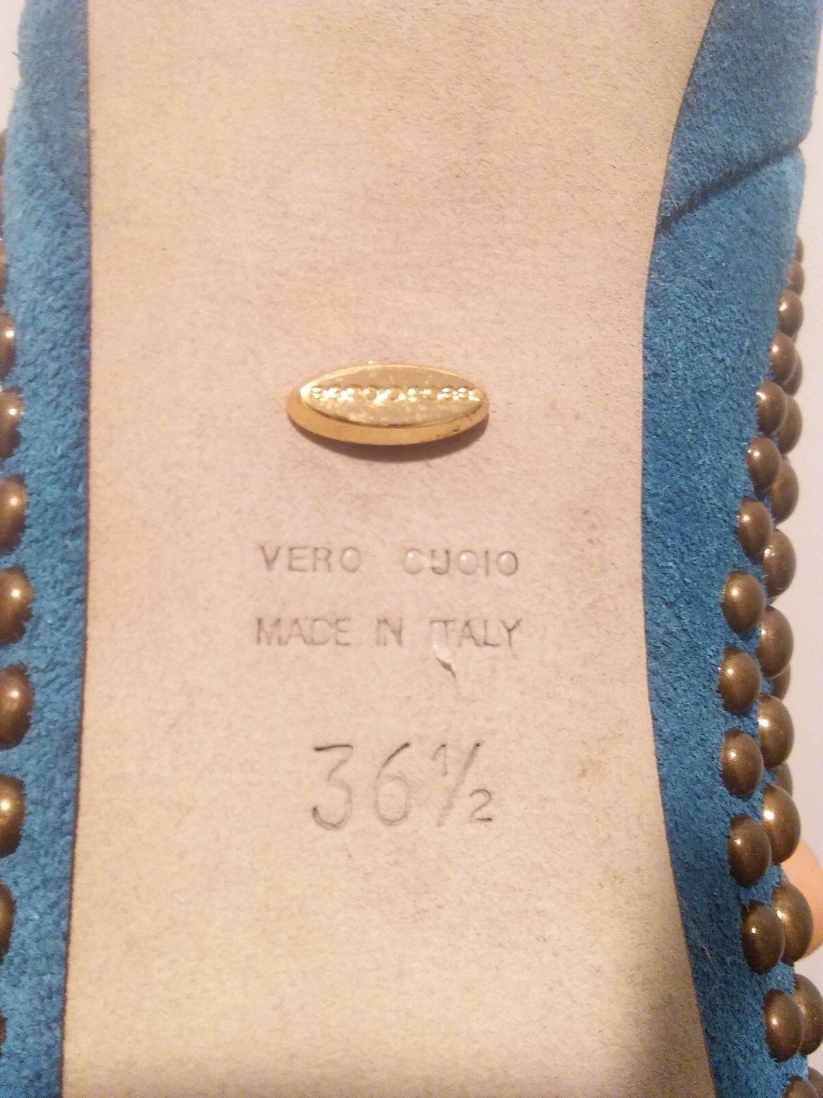 Sergio Rossi, hecho hecho hecho en Italia, US tamaño - 6.5 d1f1f1