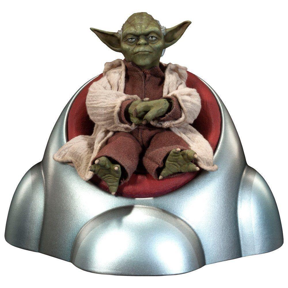 Sideshow  Star Wars  Order Of The Jedi Yoda(Jedi Master)Poseable JAPAN F S S2469
