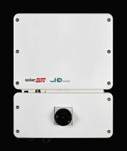 Details about SOLAREDGE SE6000H-US HD WAVE GRID TIE INVERTER 6000W 240 VAC,  STRING INVERTER