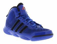 adidas Men's adiPure Size 12 Blue Black Orange Knicks Basketball Shoes G20726