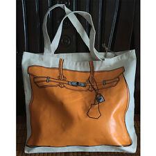 Hollywood star street snap-My other bag all-match bag canvas shoulder bag-Orange