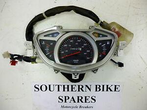 2008-Honda-NHX110-Lead-Clocks-Speedo-Speedometer-BREAKING-NHX-110-PGM-FI
