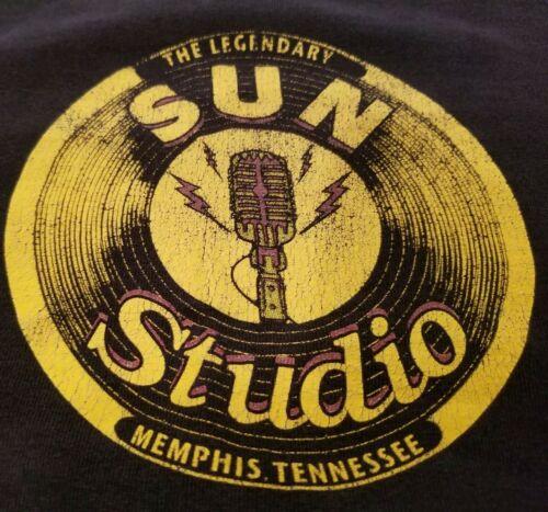Vintage 90s Sun Records Studio Shirt Women's Memph