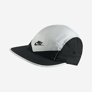 Details about New Mens Nike Zip AW84 Windrunner QS 5 Panel Black Running  Cap Hat OS 902897 100 95c155df1e1