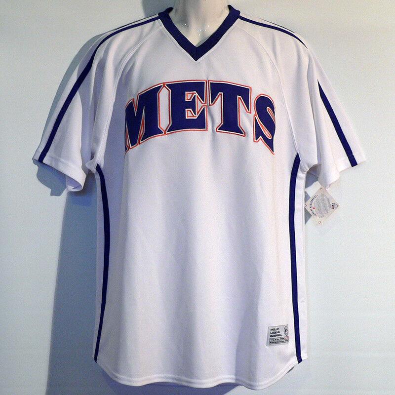 New York Mets Trikot   Jersey   Shirt - MLB Baseball - NY Mets - L - Neu