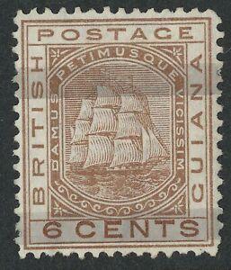 British-Guiana-1878-Scott-82-UNUSED