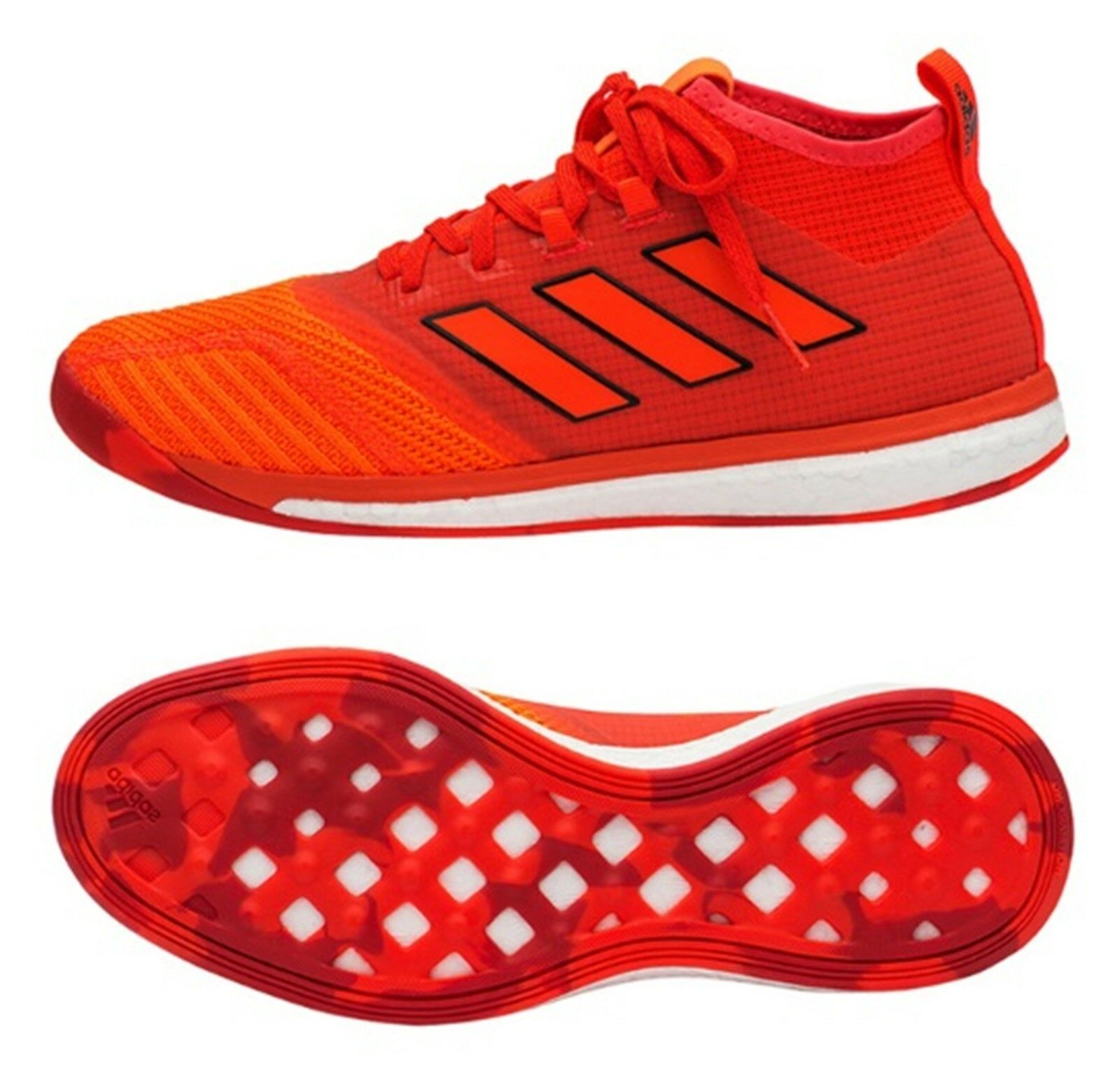 Adidas Men ACE Tango 17.1 TR Indoor Orange Futsal Futsal Futsal Soccer schuhe Stiefel schuhe BY2231 555c03