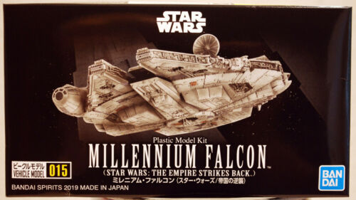 Star Wars 015 Millenium Falcon Empire strikes back 1:350 Bandai 5055704