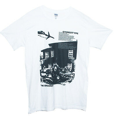 The Specials T shirt Vest Madness Ska Two Tone Punk Rock Festival Graphic Tee