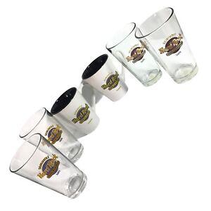 Hard-Rock-Cafe-Seminole-Hotel-amp-Casino-Tampa-Florida-Collectors-4-Glasses-2-Mugs