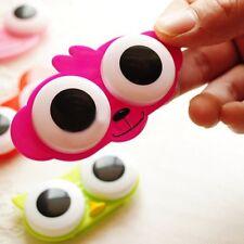 Cute Cartoon Style Big Eye Animal Design Contact Lens Case Storage Cosmetic Box