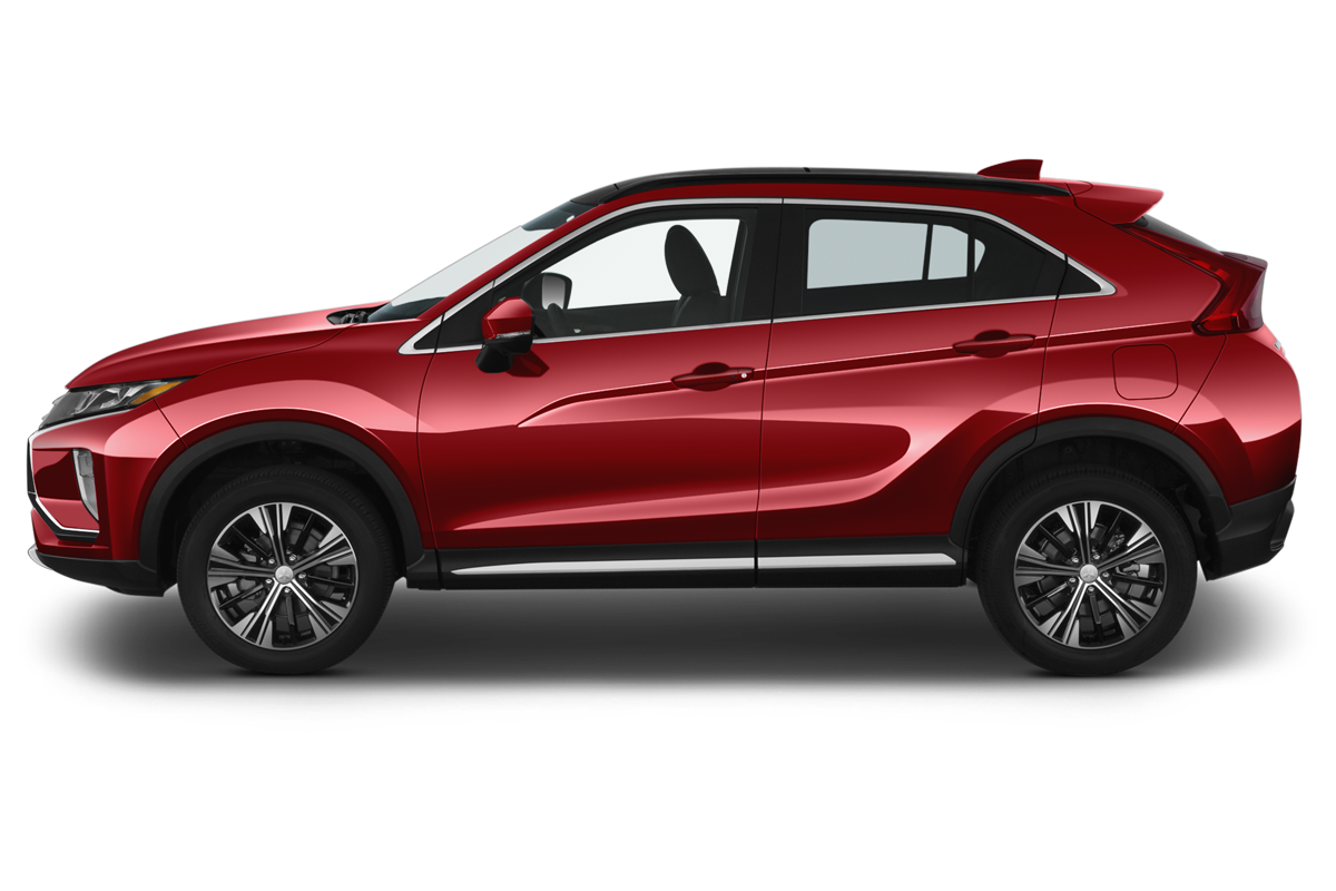 Mitsubishi Eclipse Cross side view
