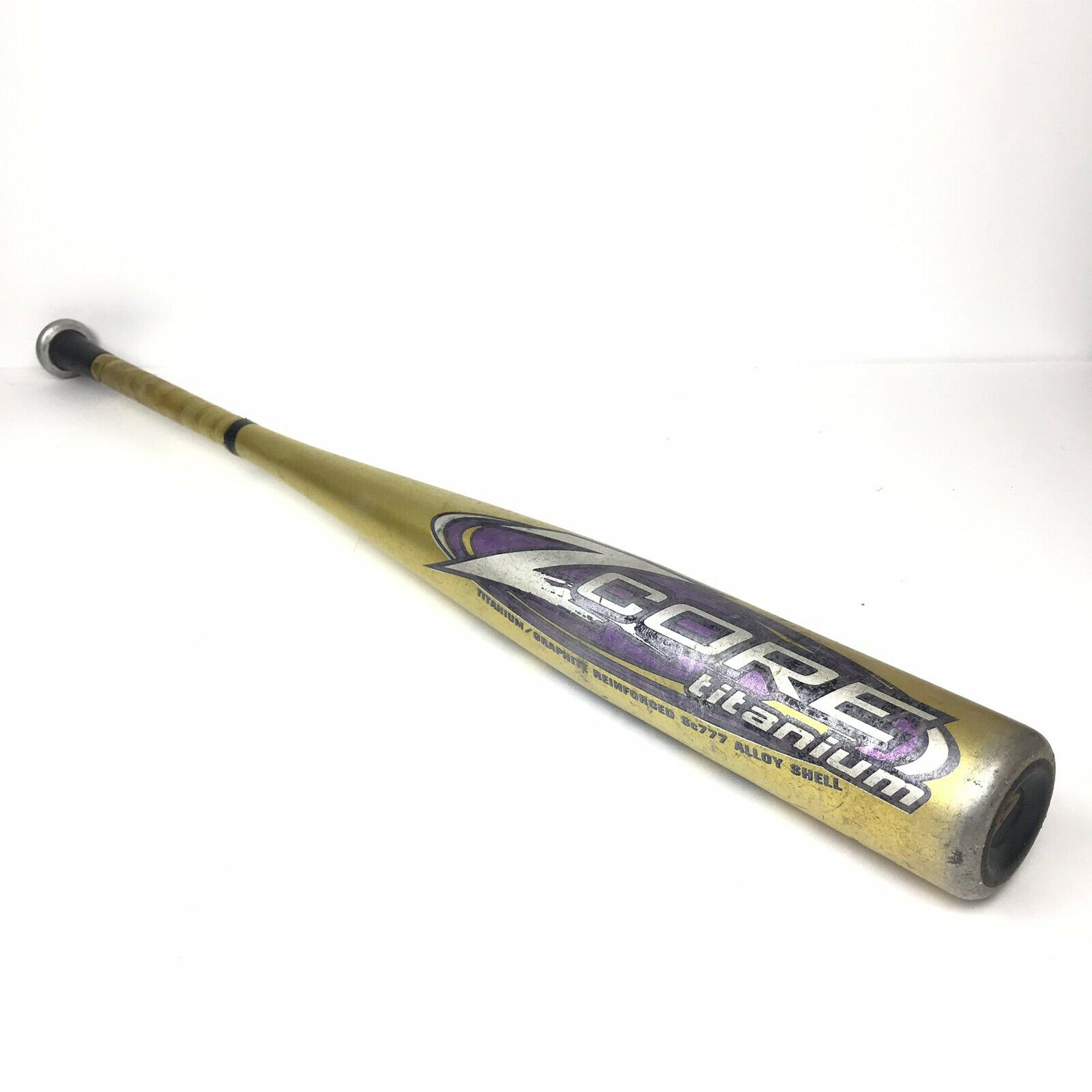 Easton ZCore Titanium Graphite 32  29oz -3 BZ71-Z SC777 BESR Adult Baseball Bat