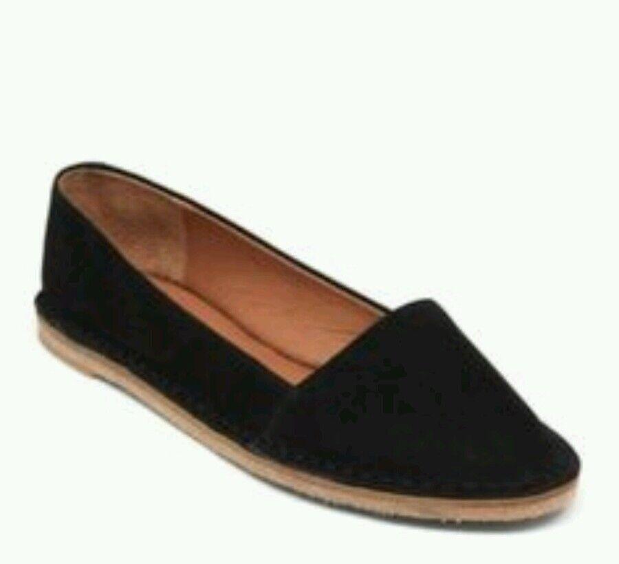 168.00 Lucky Brand  Bernice Womens Ballet Flat Black Size 6