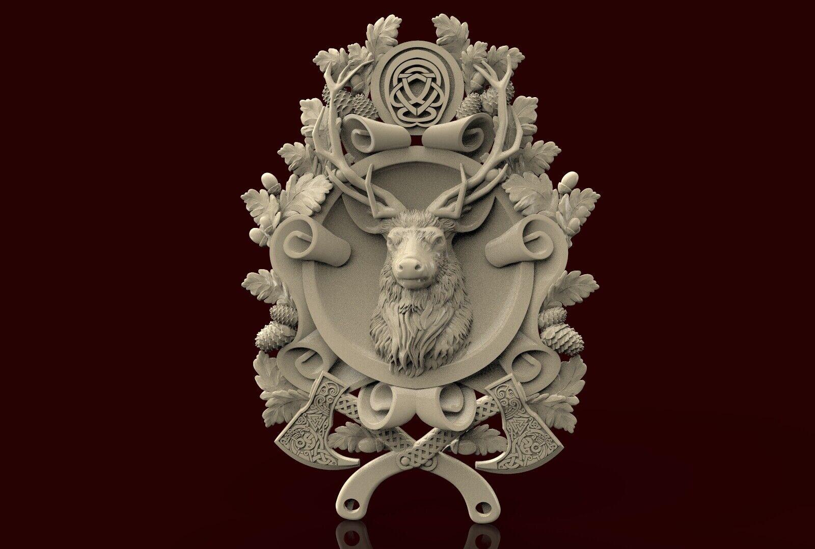 3D STL Models for CNC Router Engraver Carving Artcam Aspire Grapes 190