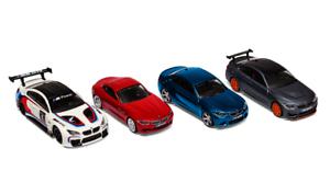 Bmw Genuine Bmw Sport Carro Coleção M6 GT3 M4 Gts Z4 M2 1:64 Escala 80412413806