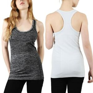 Saucony-Womens-Performance-Racerback-Tank-Top-Basic-Sweat-Wicking-Activewear