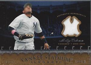 2008-Upper-Deck-Yankee-Stadium-Legacy-Collection-Melky-Cabrera-Jersey