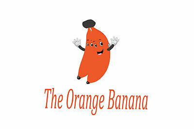 The Orange Banana