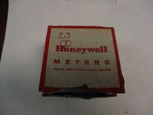 Honeywell-HS2-new-vintage-NOS-Meter-0-100-Microamperes