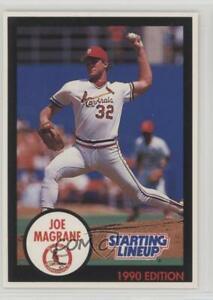 1990 Starting Lineup Cards Joe Magrane