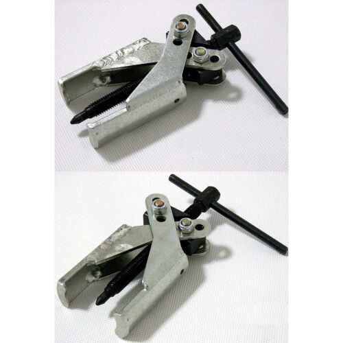 2-Jaw Adjustable Motor Gear Bearing Puller Extractor Tool Kit Up to 55mm