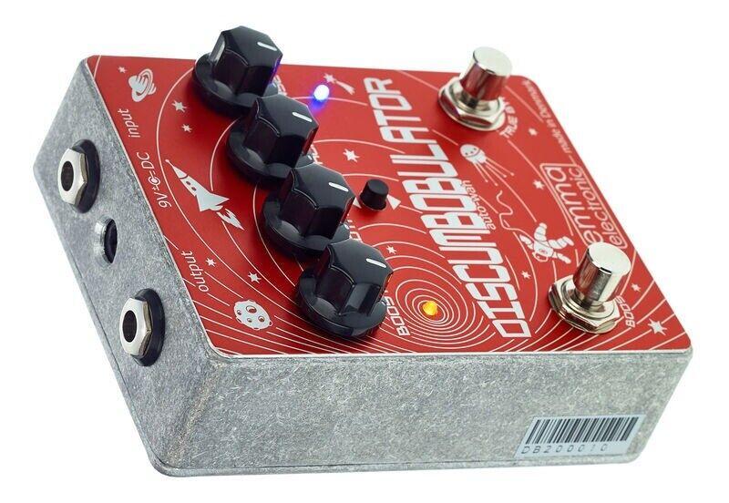 EMMA electronic DB-2 DiscomBOBulator Auto-Wah