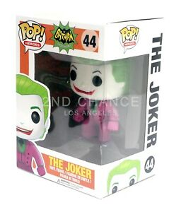 New-Funko-Pop-Batman-TV-Series-The-Joker-44-Vinyl-Figure-MINT-BOX