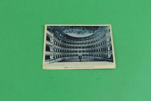 CARTOLINA-TEATRO-DELL-039-AQUILA-COSIMO-MORELLI-1971-FERMO-1941-CAR-190