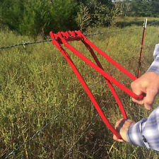 Chain Fixer Tool Cattle Barn Farm Fence Fixer Barbed Wire Repair Tool For Ranch
