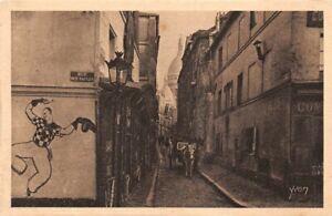 Paris-Strolling-Montmartre-La-Rue-Saint-Rustique