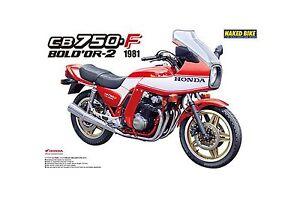 Honda Cb750-f Bol D'or 1981 1/12 (Aoshima)