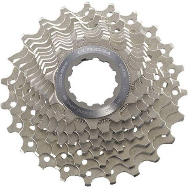 Shimano cs-6700 ultegra 10 veces bicicleta-casete degradado  11-23 25 28 12-25 30