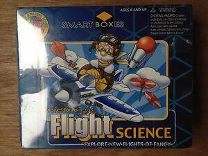 Flight-Science-kit-Professor-Ein-o-039-s-SMART-BOX-kite-jet-plane-flying-disc-6