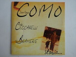 JEAN-PIERRE-COMO-STORIA-CD-Album-Promo