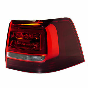 VW Sharan 7N Since 2015 LED Tail Light Right Original Tail Light Rear Light