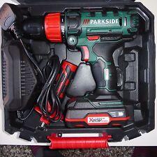 Parkside drill battery ebay - Batterie parkside 20v ...